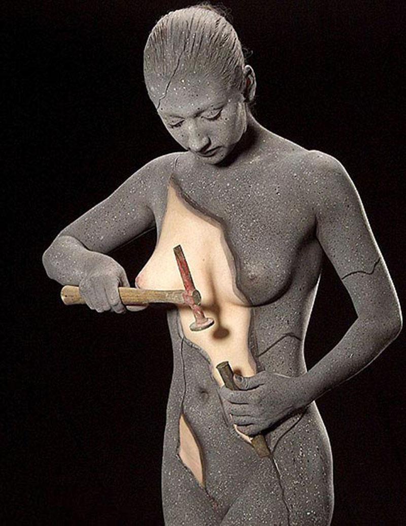 Stone Sculpture 800x