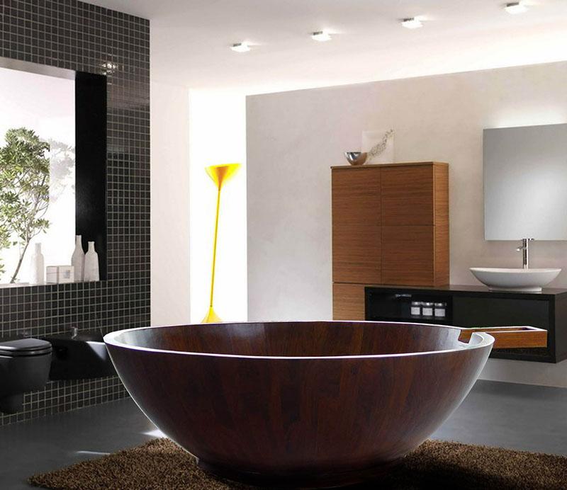modern-round-wooden-bathtub