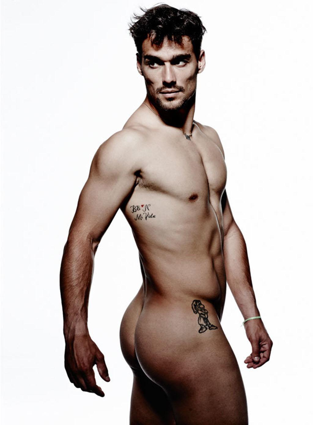 Fabio Fognini naked 1024