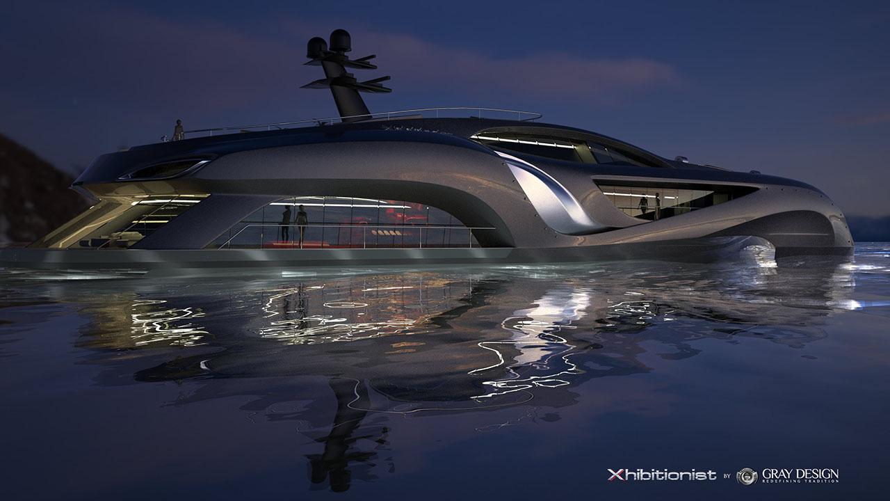 Luxury-yacht-Xhibitionist-concept-at-night-1280x720