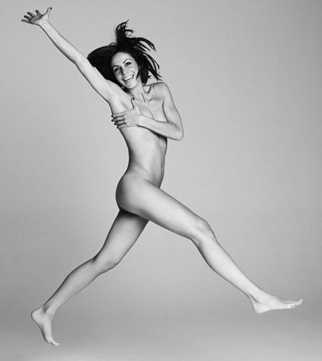 Julia Bradbury BBC naked 1024