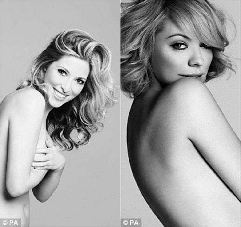 Kate Walsh & Liz McLarnon naked 1024