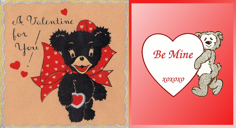 Valentine's Card - Teddy Bears