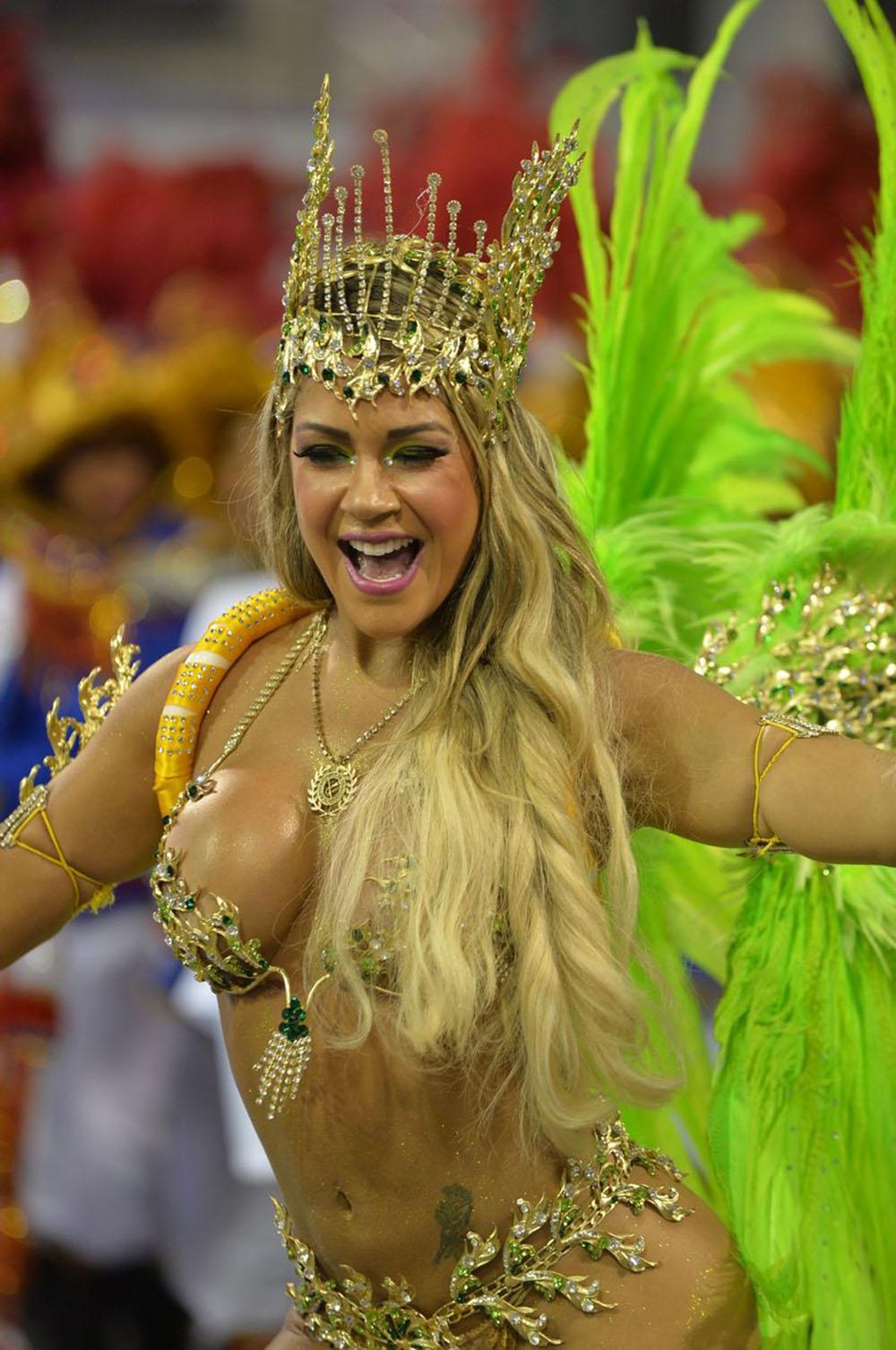 Фото девушек с бразильского карнавала 14 фотография