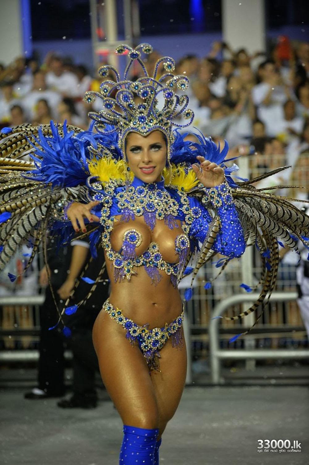 Фото девушек с карнавала в бразилии 4 фотография