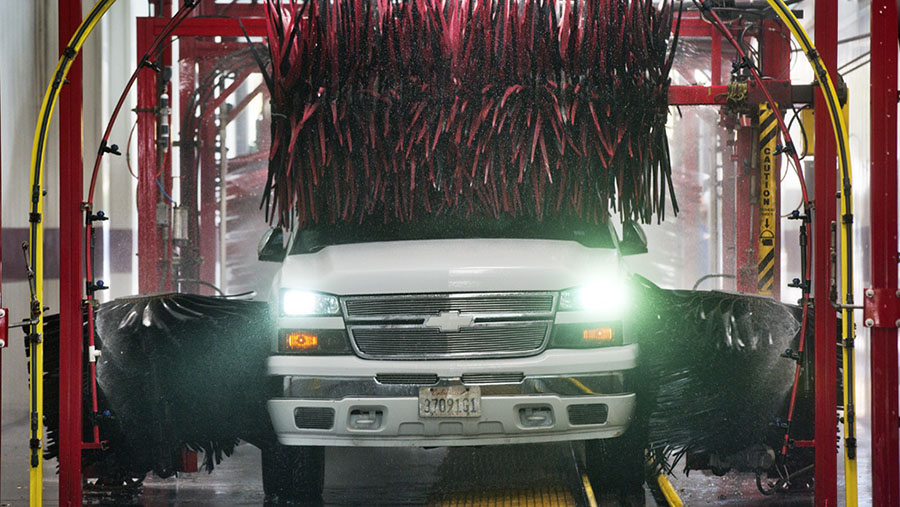 Auto car wash machine 900x