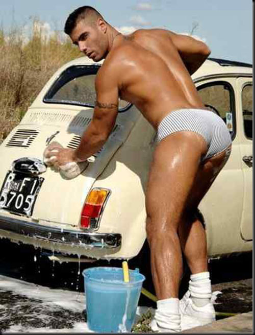 Car wash Man 500x