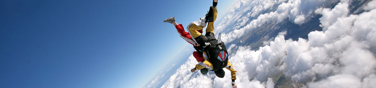 Adrenaline. What is Your most Extreme Experience?