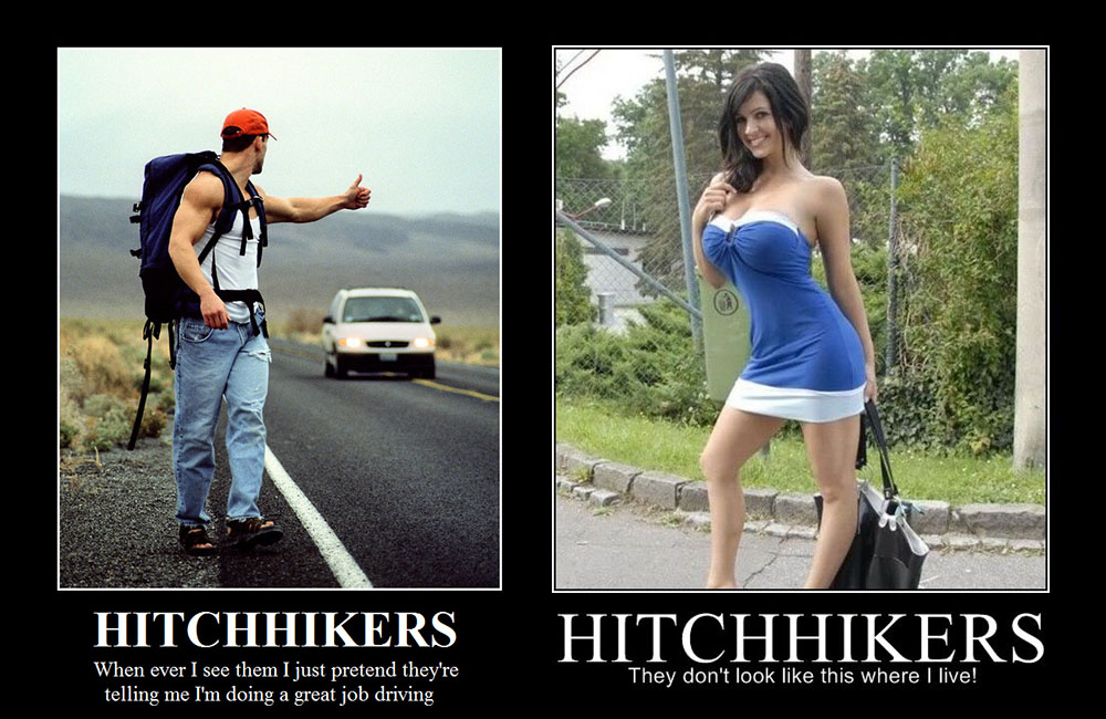 hitchhikers funny